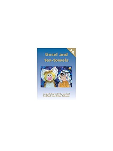Tinsel and Tea-towels (1901980723) by Mark Johnson; Helen Johnson