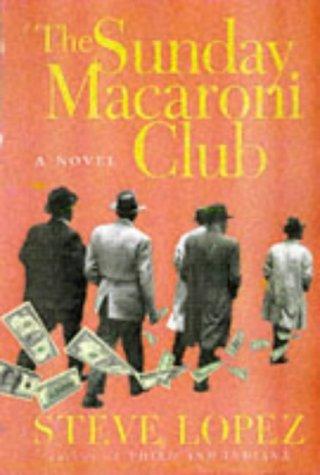 9781901982015: The Sunday Macaroni Club