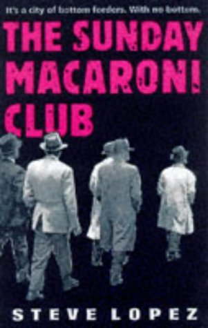9781901982022: The Sunday Macaroni Club