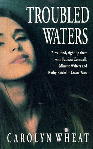 9781901982480 Troubled Waters Abebooks Carolyn Wheat 1901982483