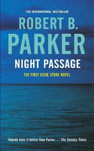 Night Passage: A Jesse Stone Novel: Robert B. Parker