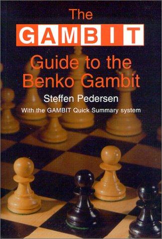 9781901983159: The GAMBIT Guide to the Benko Gambit