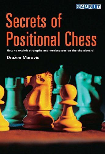 Secrets of Positional Chess Format: Trade Paper: Marovic, Drazen