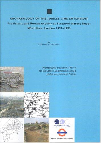 Archaeology of the Jubilee Line extension: Prehistoric: Jonathan Hiller, David