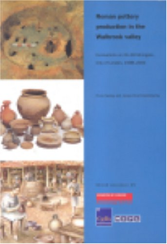 9781901992557: Roman Pottery Production in the Walbrook Valley: Excavations at 20-28 Moorgate, City of London, 1998-2000: 25 (MoLAS Monograph)