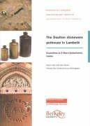 The Doulton Stoneware Pothouse in Lambeth Format: