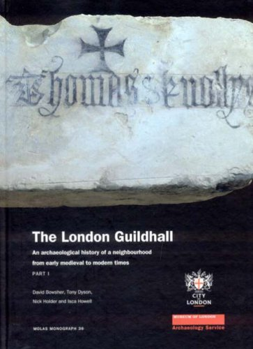 The London Guildhall: David Bowsher