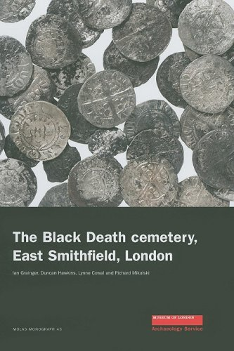 9781901992823: The Black Death Cemetery, East Smithfield, London (Molas Monograph)
