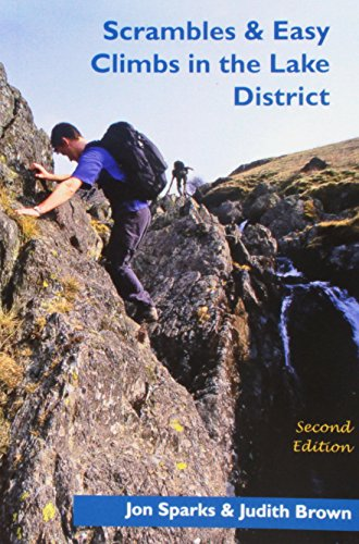 9781902017051: Scrambles & Easy Climbs in the Lake District