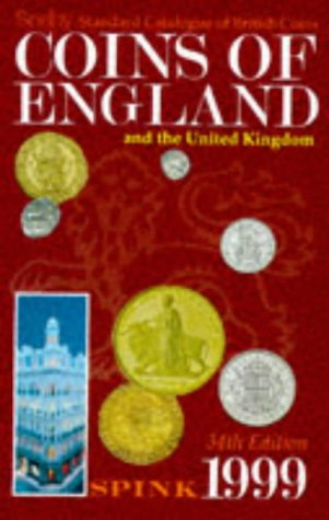 9781902040066: SEABY COINS OF ENGLAND & THE UK 1999