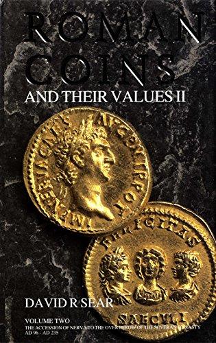 Roman Coins and Their Values: Vol 2: Sear, David