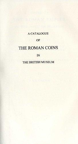 9781902040646: Coins of the Roman Empire in the British Museum: Antoninus Pius to Commodus v. 4