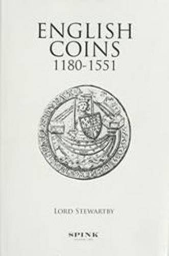 English Coins: 1180-1551: Lord Stewartby