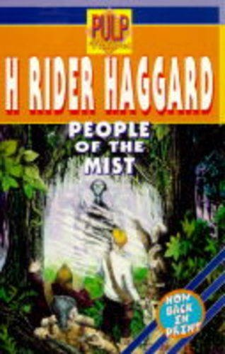 The People of the Mist (1902058003) by H. Rider Haggard
