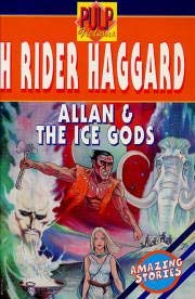 9781902058115: Allan and the Ice Gods (Pulp fictions)