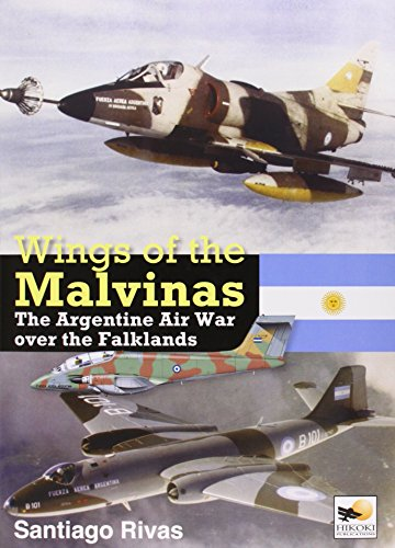 Wings of the Malvinas (Hardcover): Santiago Rivas