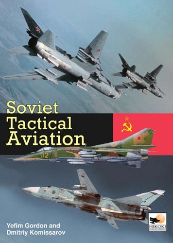 9781902109237: Soviet Tactical Aviation