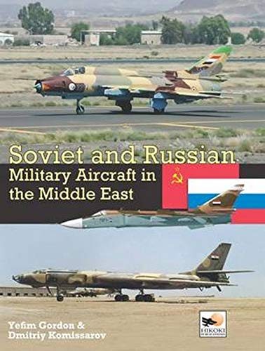 9781902109275: Soviet and Russian Military Aircraft in Africa: Air Arms, Equipment and Conflicts Since 1955