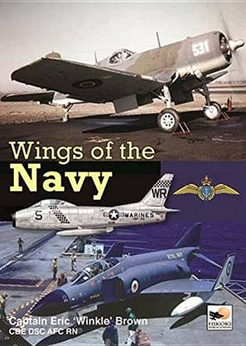 9781902109329: Wings of the Navy (Carrier Testing American & British Aircraft)