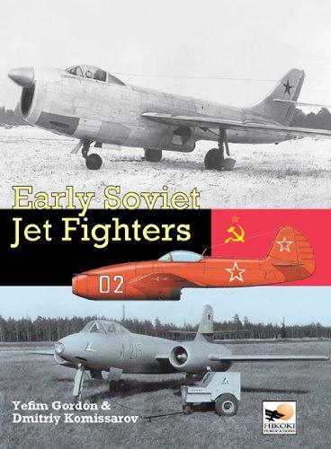 9781902109350: Early Soviet Jet Fighters