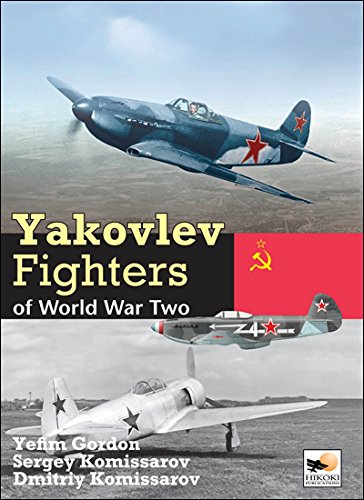 9781902109466: Yakovlev Fighters of World War Two (Hikoki)