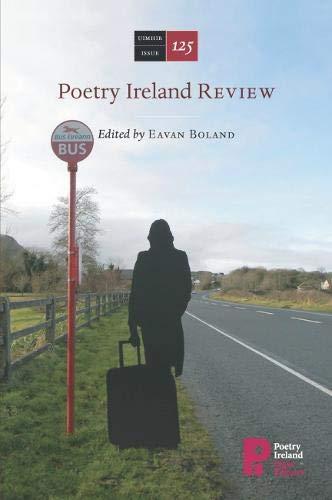 Poetry Ireland Review Issue 125: John Doe