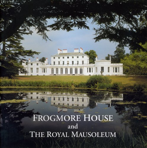 9781902163253: Frogmore House and the Royal Mausoleum [Lingua Inglese]