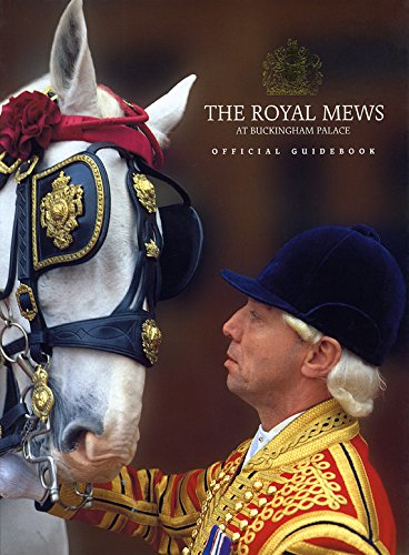 9781902163260: The Royal Mews at Buckingham Palace: Official Guidebook