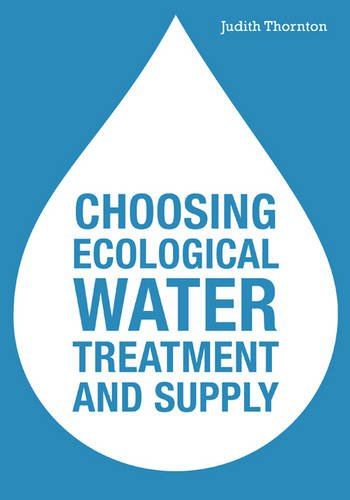 9781902175683: Choosing Ecological Water Supply and Treatment