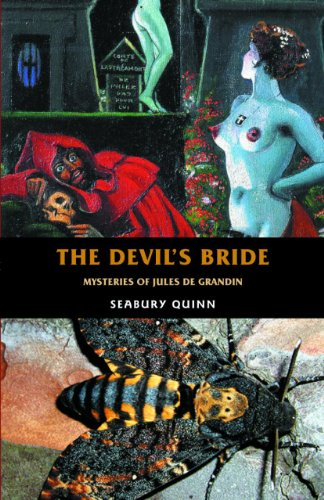 9781902197524: The Devil's Bride: Mysteries of Jules de Gandin (Creation Oneiros Scorpionic)