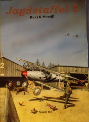 9781902207681: Windsock Datafile Special No. Jagdstaffel 5 Volume Two