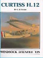 9781902207940: Windsock Datafile No. 125 - Curtiss H.12
