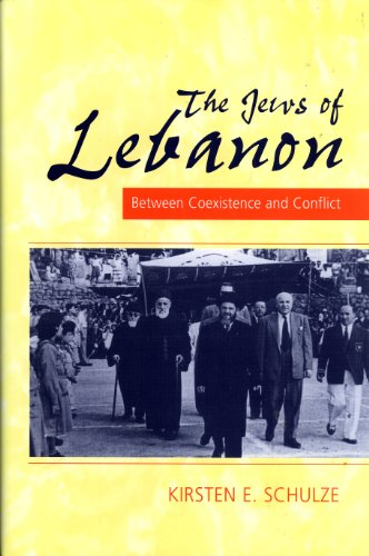 9781902210643: The Jews of Lebanon: Between Coexistence and Conflict