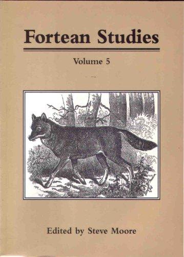 9781902212142: Fortean Studies - volume 5