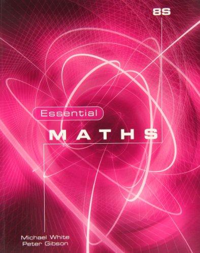 9781902214788: Essential Maths 8S