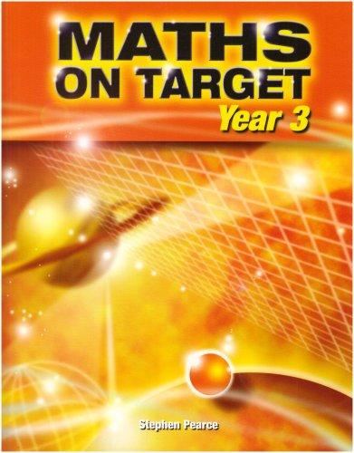 Maths on Target: Year 3: Pearce, Stephen