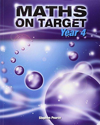 9781902214924: Maths on Target: Year 4