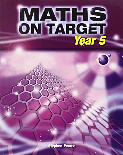 Maths on Target: Year 5: Pearce, Stephen