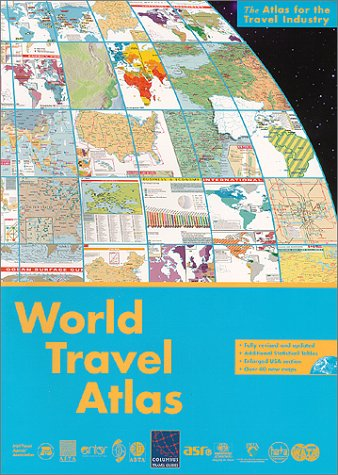 World Travel Atlas 2001-2002: Taylor, Mike