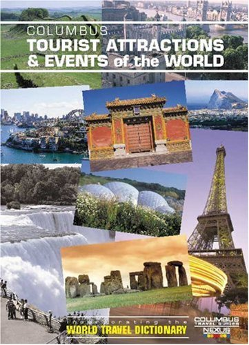 9781902221922: Columbus Tourist Attractions & Events of the World: Combined with the Columbus World Travel Dictinary