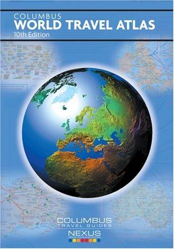 World Travel Atlas: David Burles