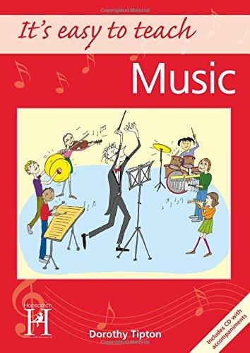 It's Easy to Teach Music: Dorothy Tipton
