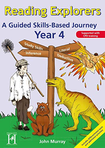 Reading Explorers: Year 4: A Guided Skills-based Journey: Year 4 (Book & CD): 2008 (Paperback)