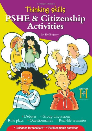 9781902239934: PSHE and Citizenship Activities