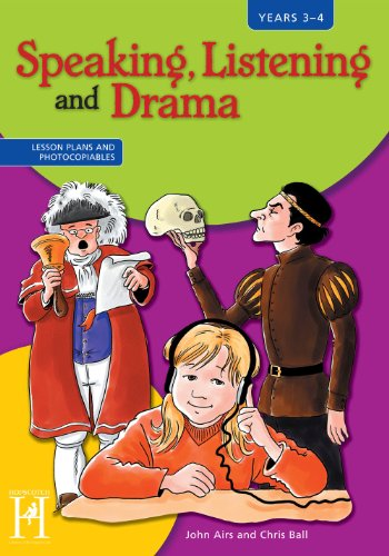 9781902239972: Speaking, Listening and Drama: KS2 Years 3-4