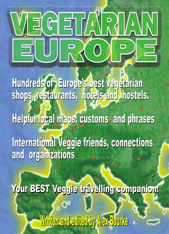 Vegetarian Europe: Alex Bourke