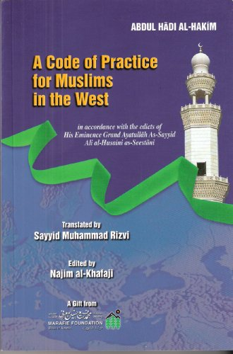 9781902268026: A Code of Practice for Muslims in the West