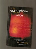 9781902274072: The Gramophone and the Voice