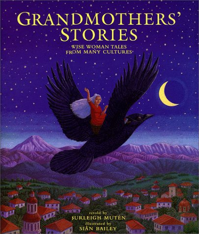 9781902283241: Grandmothers' Stories: Wise Woman Tales from Many Cultures