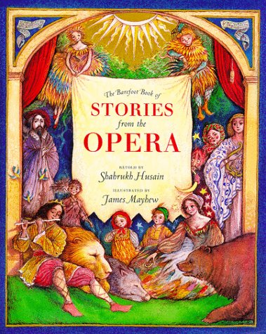 9781902283289: The Barefoot Book of Stories from the Opera